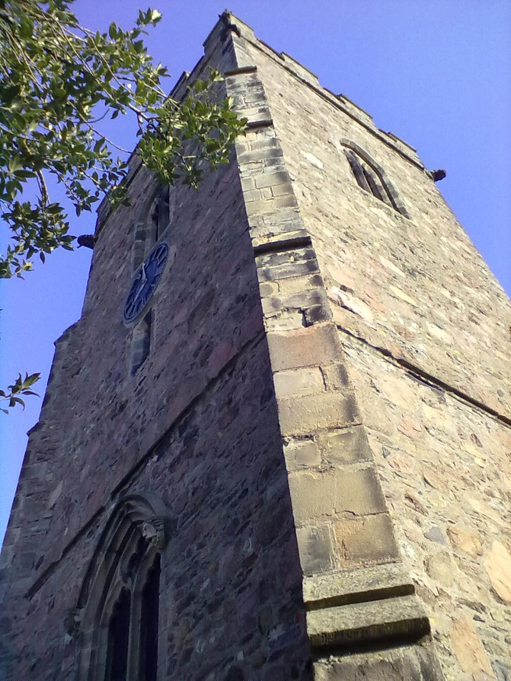The Tower at St Michael & All Angels, Thurmaston