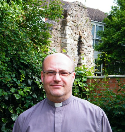 Rev'd Tim Day, Vicar of Thurmaston