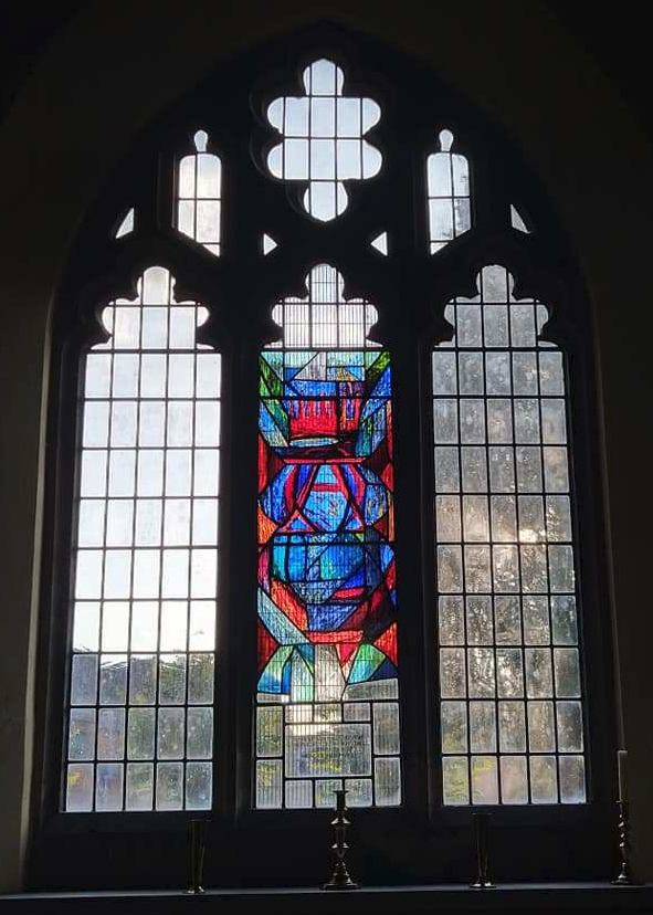 North Aisle West window at St Michael & All Angels, Thurmaston